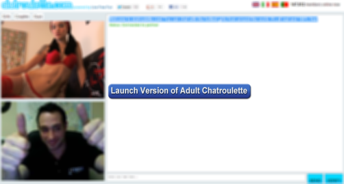 chatroulette adult version